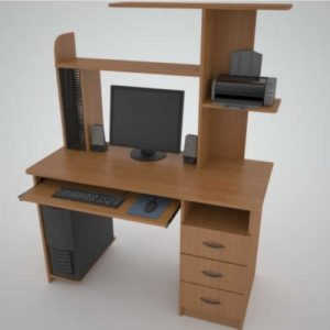 Компьютерный стол Поинт СТ-4