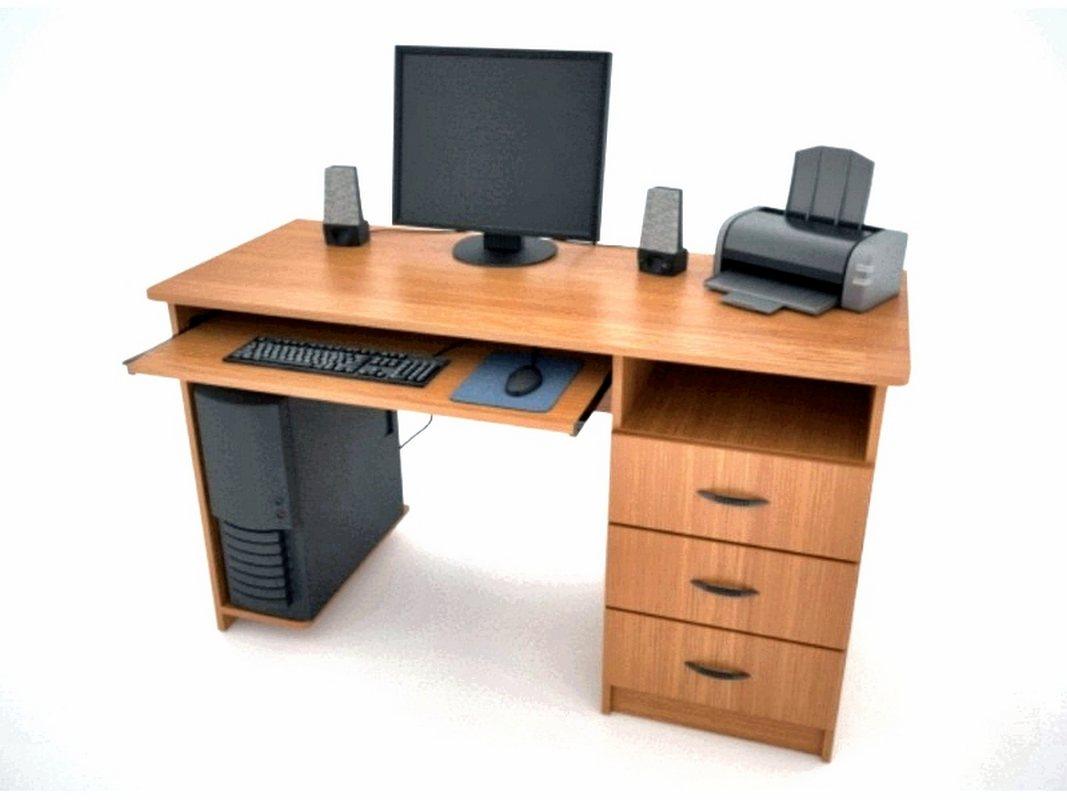 Компьютерный стол Поинт СТ-7