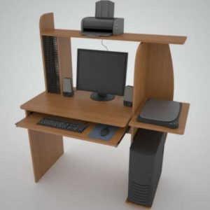 Компьютерный стол Поинт СТ-8