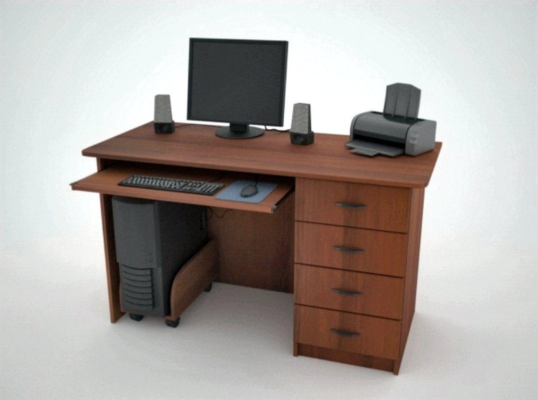 Компьютерный стол Поинт С-1