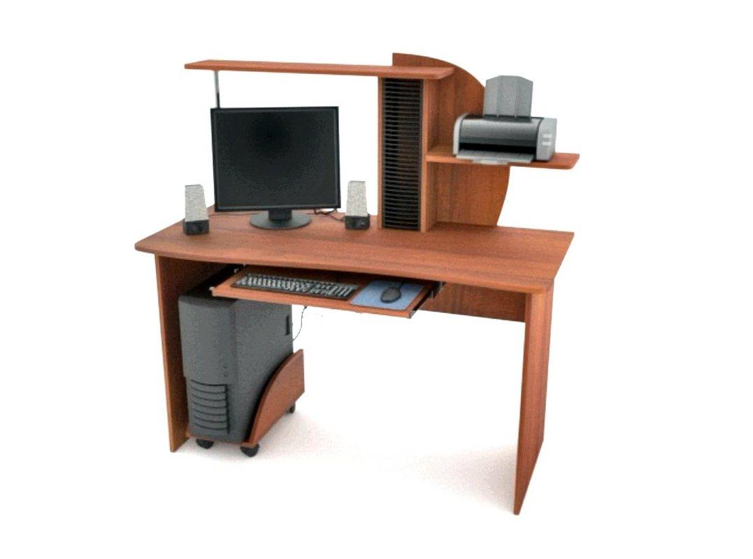 Компьютерный стол Поинт С-3