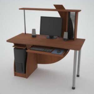 Компьютерный стол Поинт С-4
