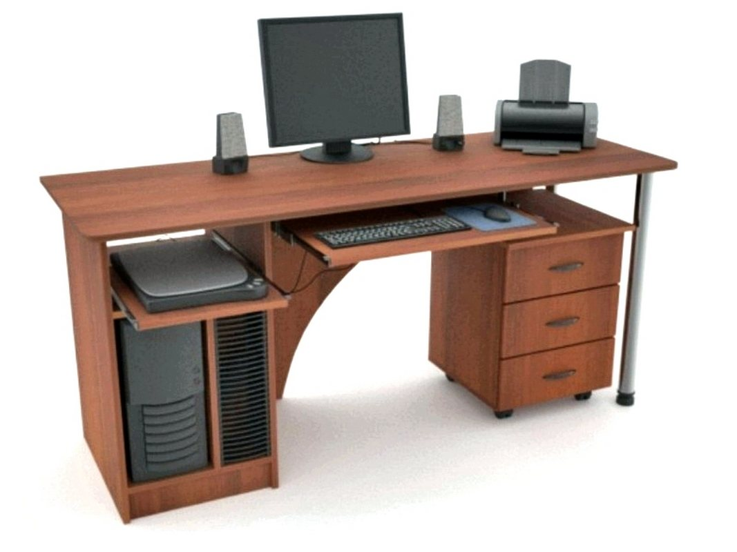 Компьютерный стол Поинт С-6
