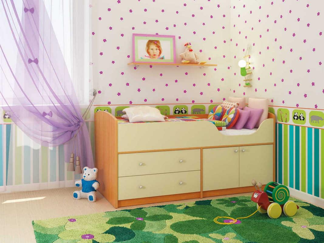 Детская кровать Приют-мини