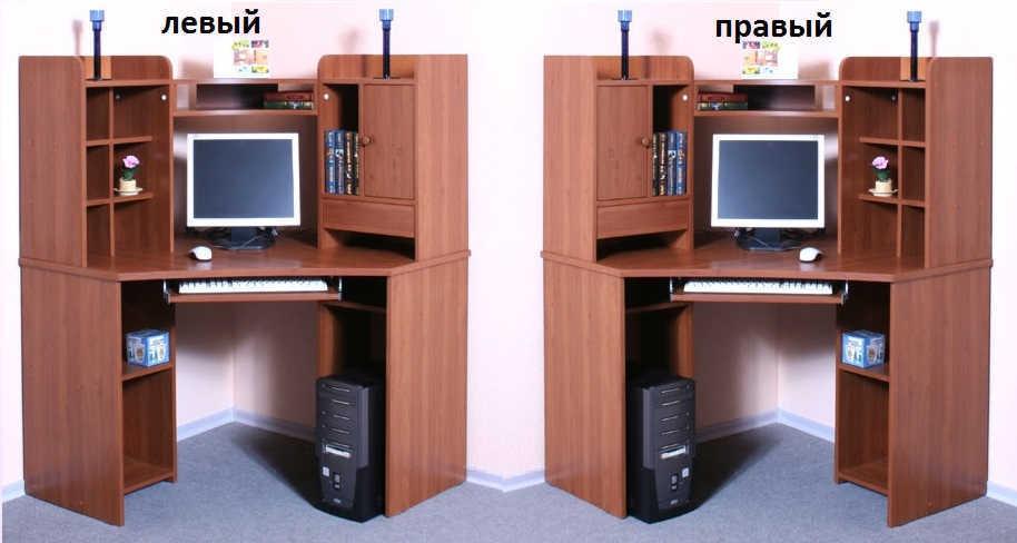 Компьютерный стол Профи-2