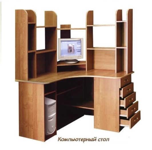 Компьютерный стол ску-120п купить в интернет магазине недоро.