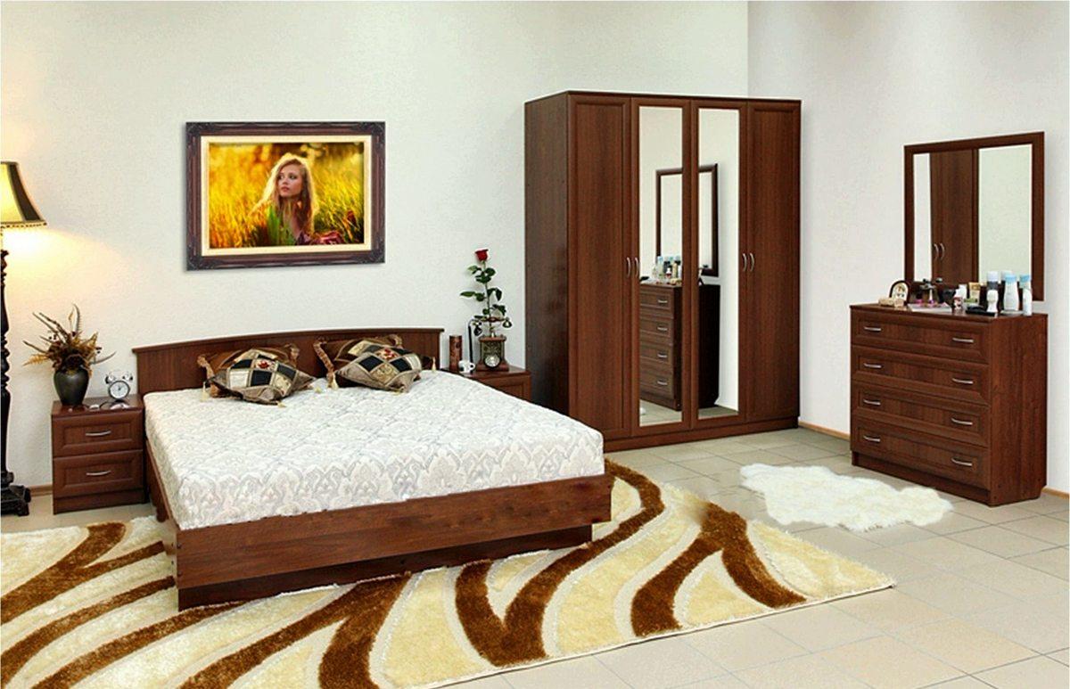 Спальня Светлана-М6