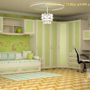 Модульная детская мебель Симфония-2