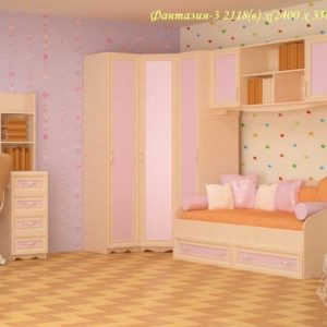 Модульная детская мебель Симфония-3