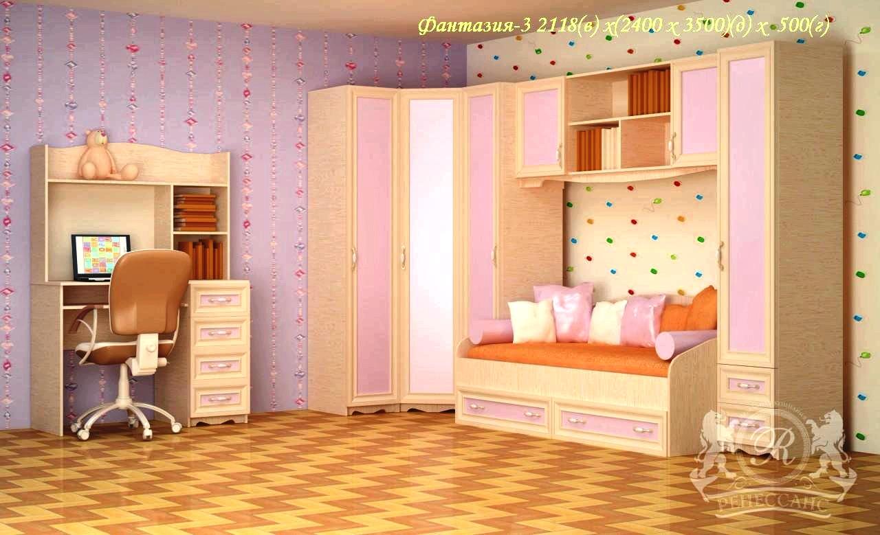 Детская мебель Симфония-3