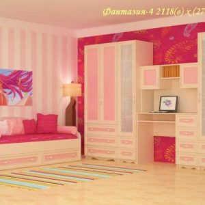 Модульная детская мебель Симфония-4