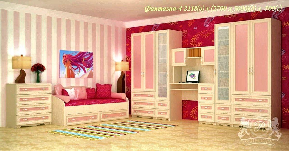 Детская мебель Симфония-4