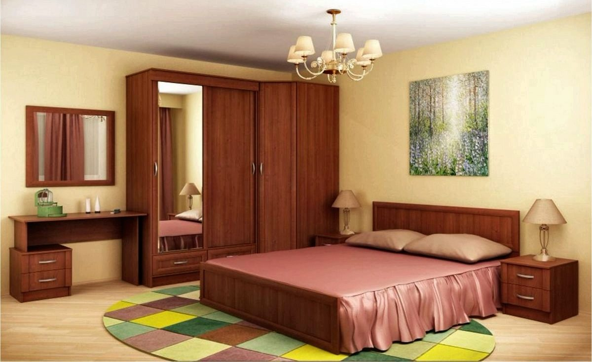 Спальня вероника 8.