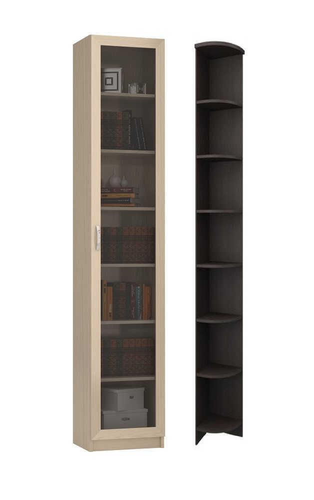 Стеллаж Альмира-4 с угловой колонкой