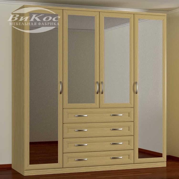 Шкаф распашной Стелла-1