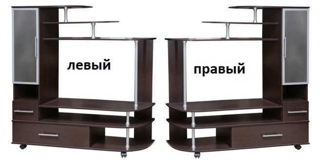 Стенка Азарт-2 левая или правая
