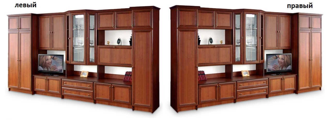 стенка виктория нова купить в интернет магазине недорогой мебели в