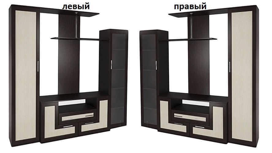 Стенка Млайн-1 левая или правая