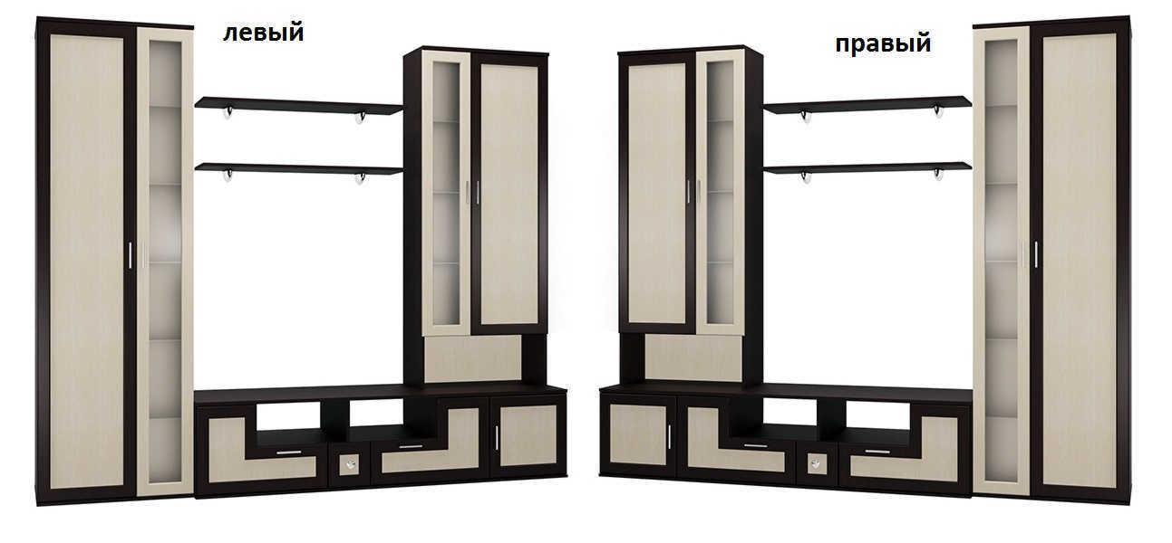 Стенка Млайн-9 левая или правая