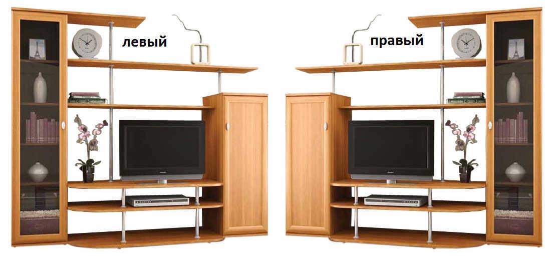 Стенка Рада 1 левая или правая