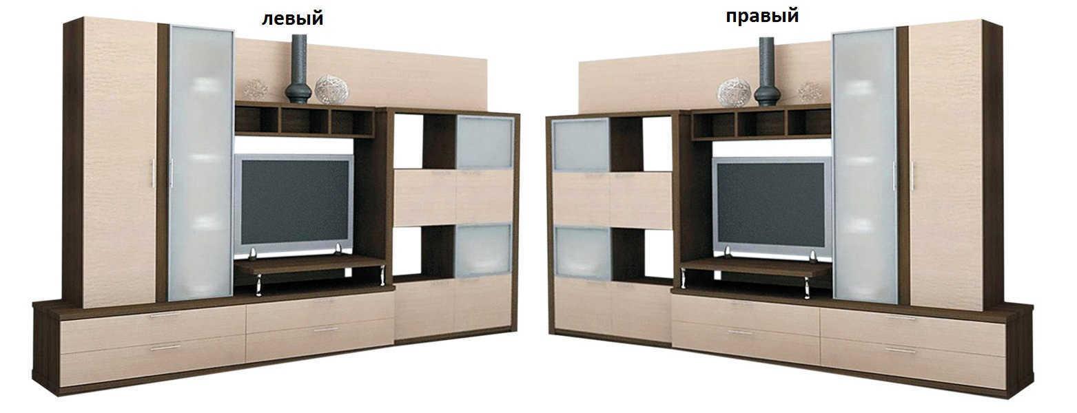 Стенка Тануки-2 левая или правая