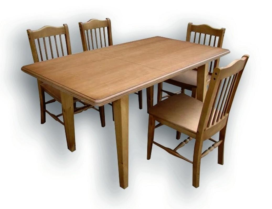 Обеденная группа Герман (стол+4 стула)