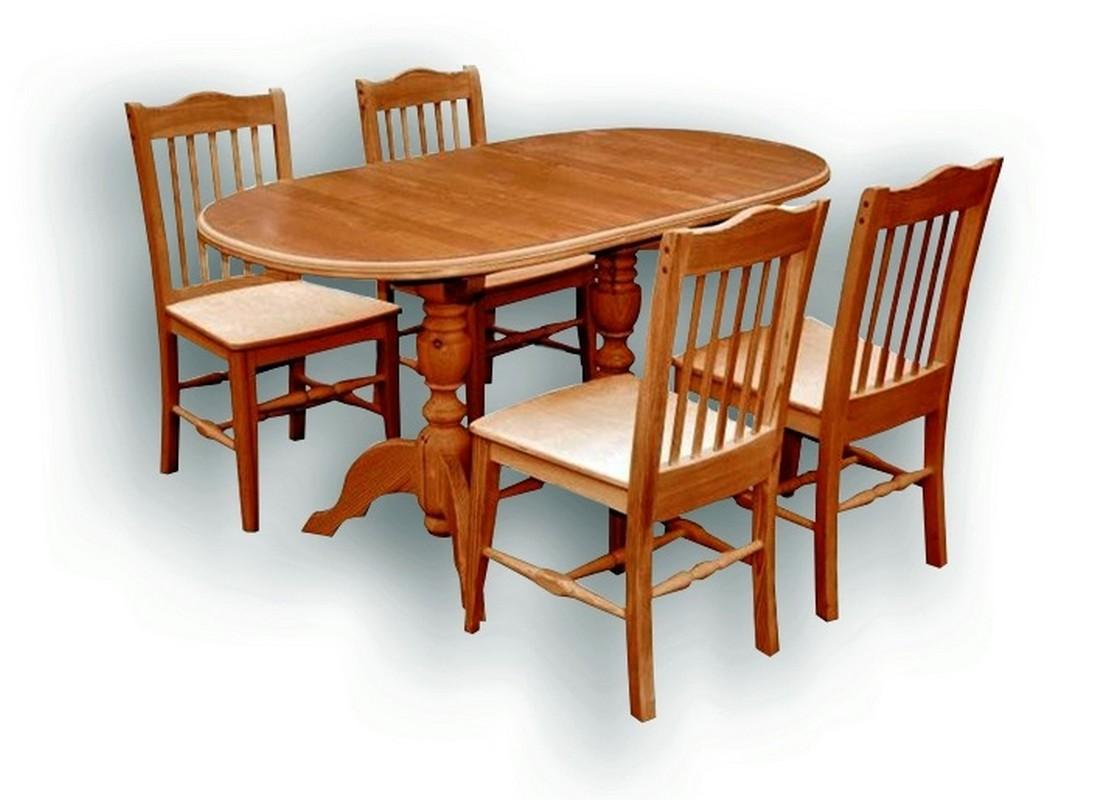 Обеденная группа Марта (стол+4 стула)