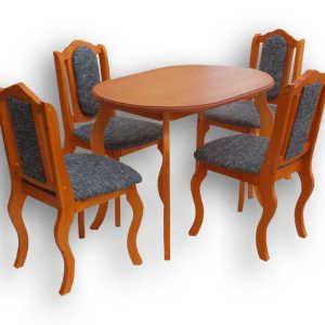Обеденная группа Фортуна (стол+4 стула)