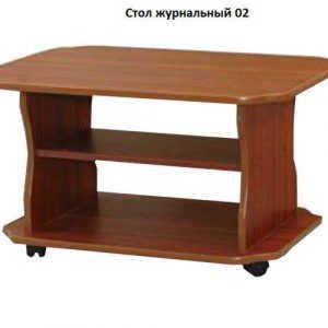 Недорогой стол журнальный 02