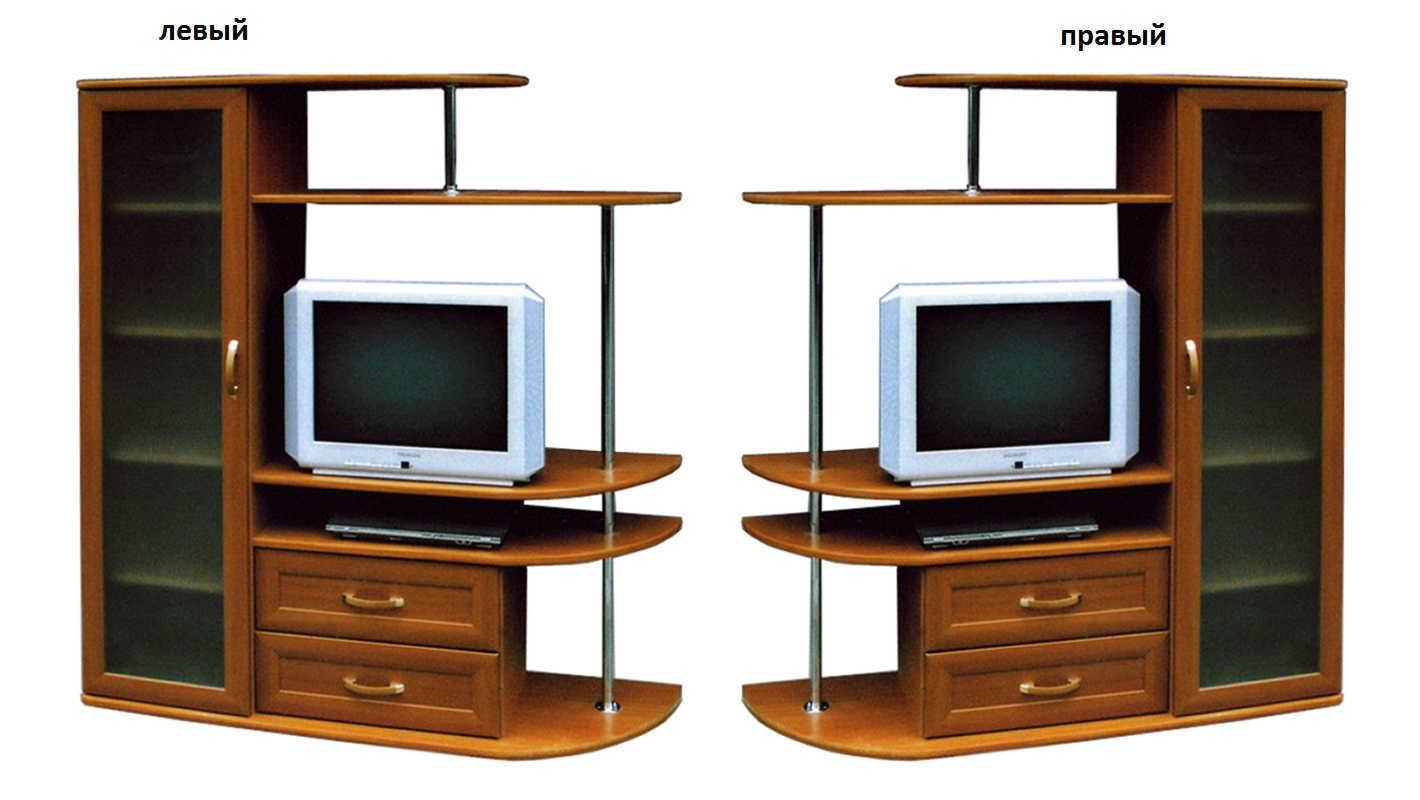Тумба ТВ Дежа-Вю левая или правая