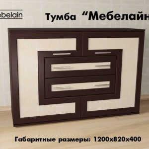 Тумба ТВ Мебелайн-6