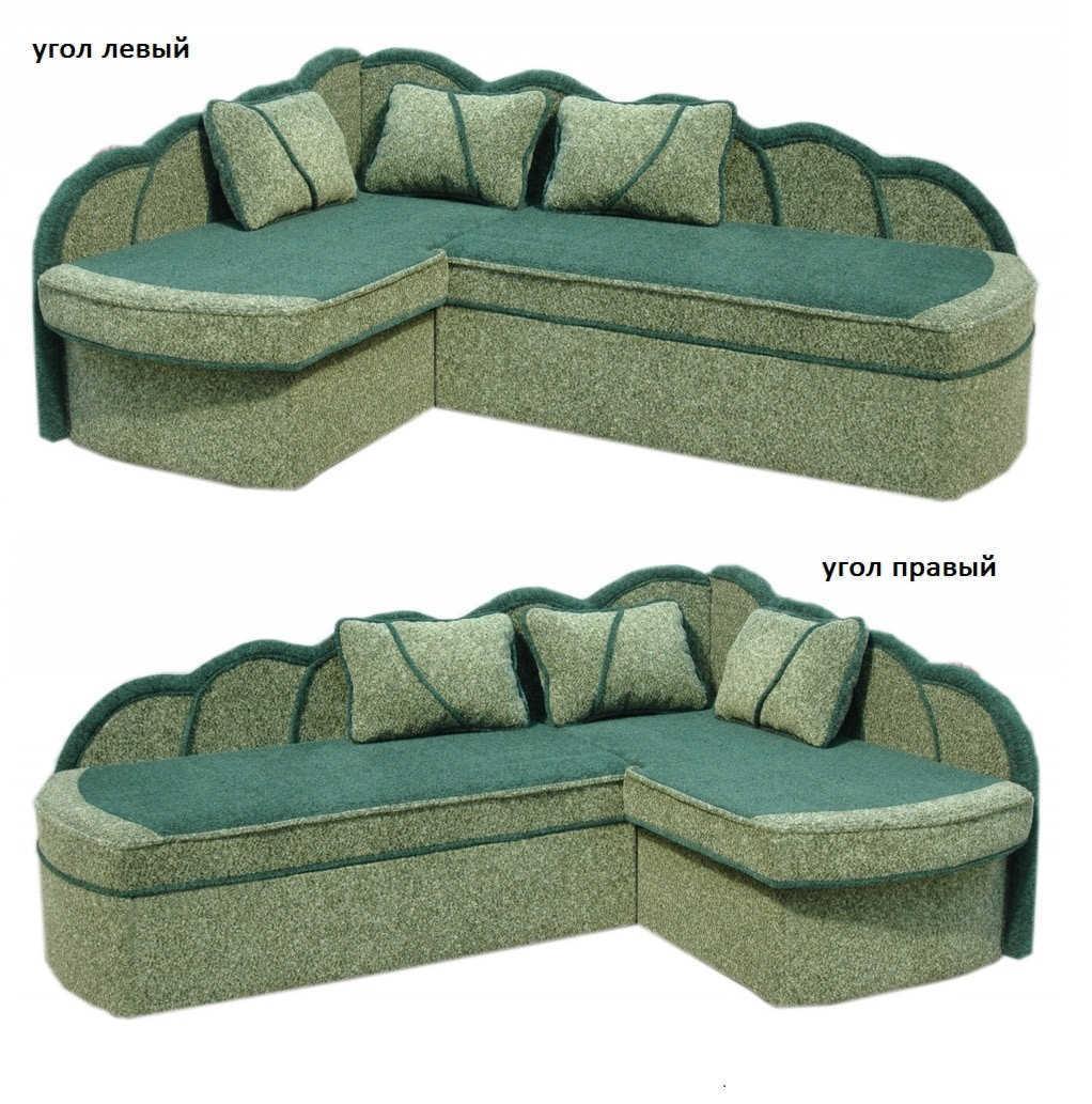 Угловой диван Алина левый или правый