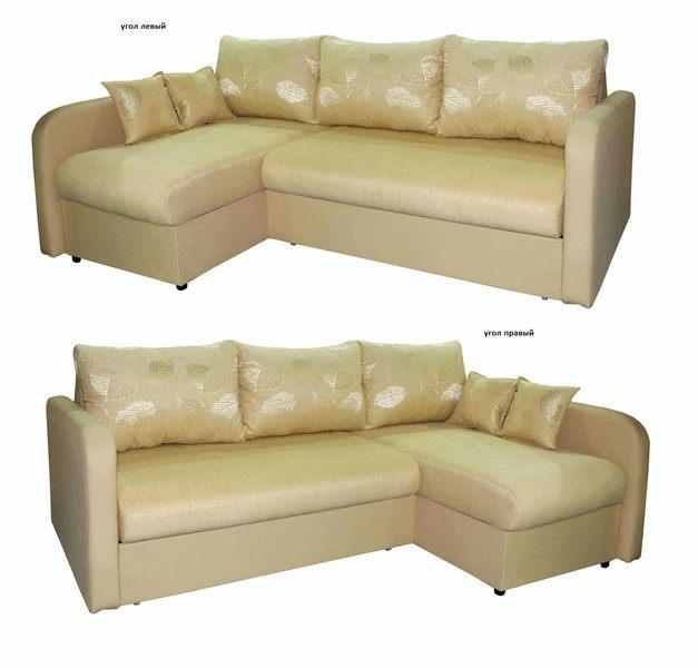 Угловой диван Берлигтон-1 левый или правый