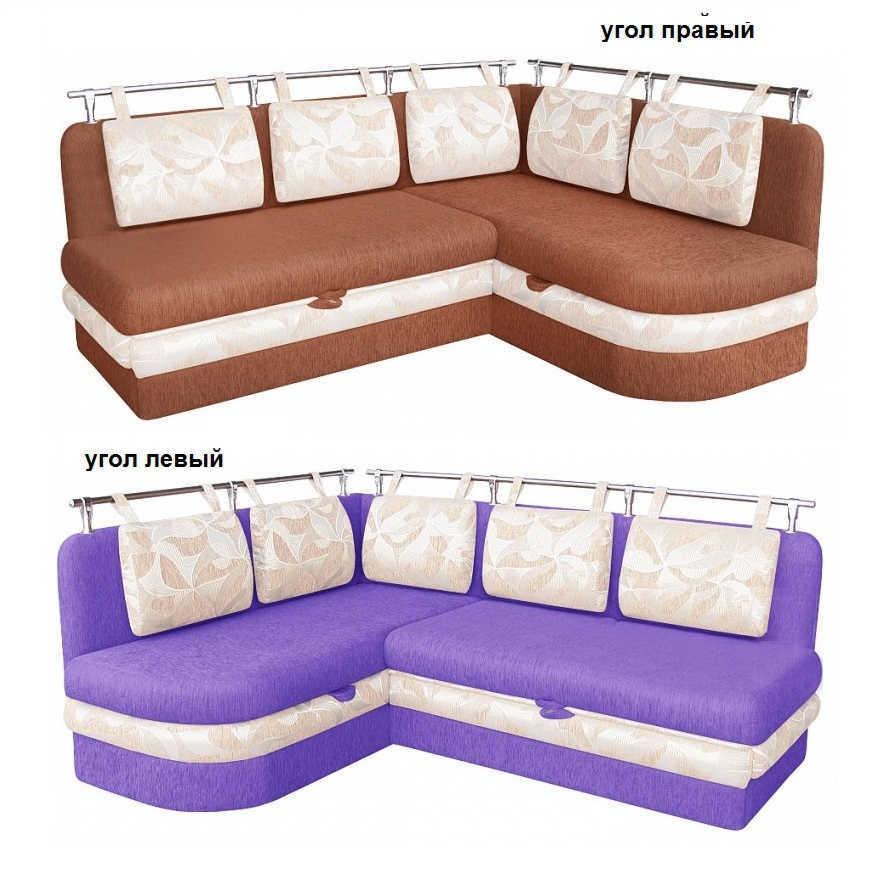 Угловой диван Бриз левый или правый