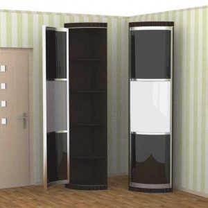 Угловой элемент Радион с распашными дверьми
