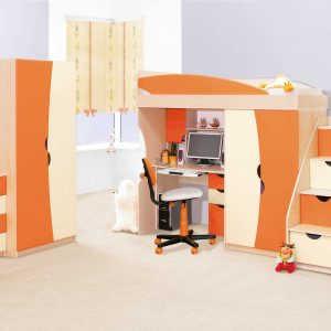 Детская комната Утенок Кря-кря