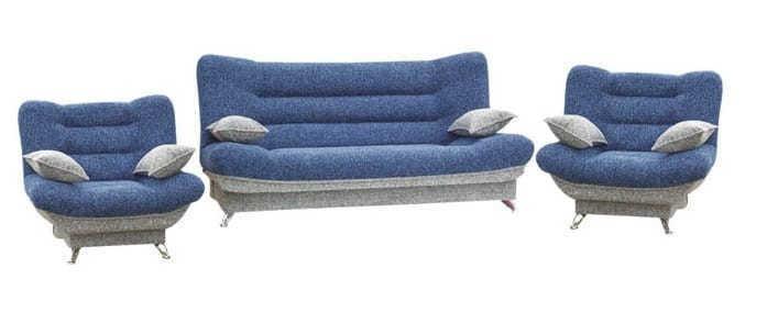 Хилтон диван+2 кресла