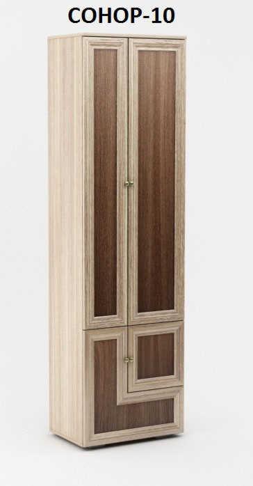 Шкаф распашной Сонор-10
