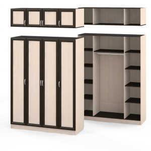 Шкаф распашной ШО-13