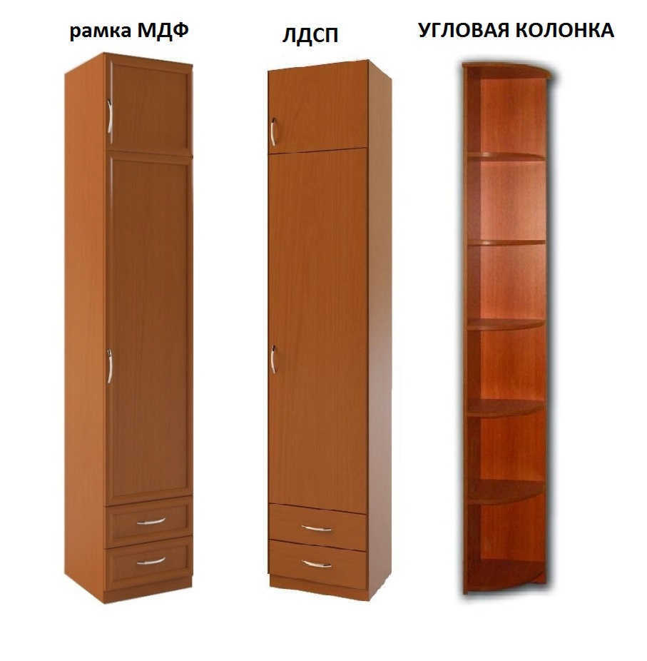 Шкаф Зодиак 1.2+А