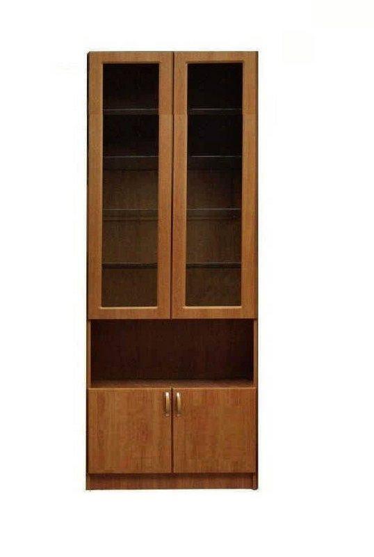 Шкаф книжный №1