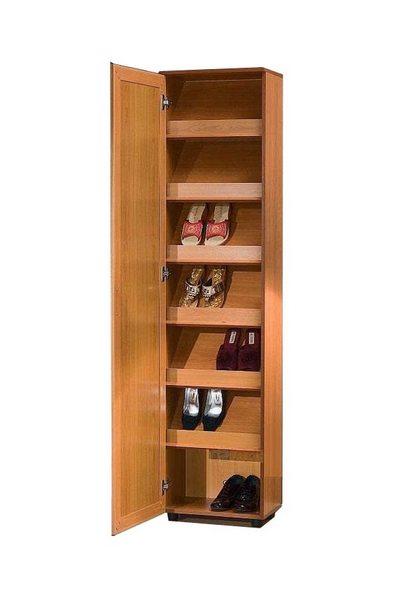 Шкаф обувной №4 открытый