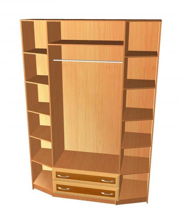 Шкаф №13 внутреннее наполнение
