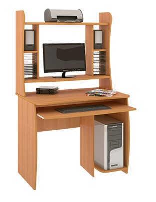 Компьютерный стол Школьник-люкс