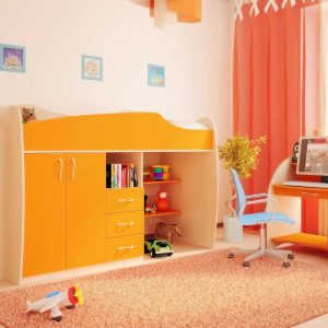 Детская комната Эврика