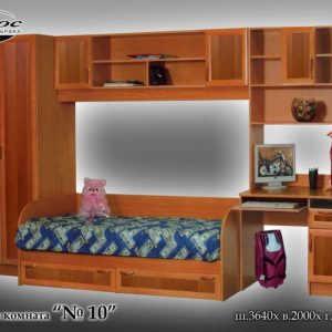 Детская комната №10