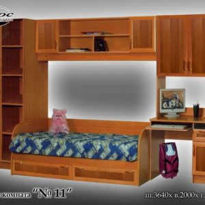 Детская комната №11
