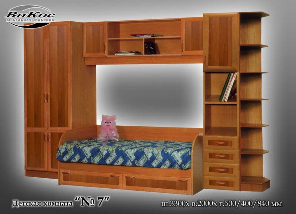 Детская комната №7