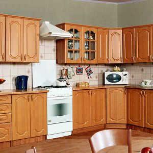 Дешевая кухня модульная Настя