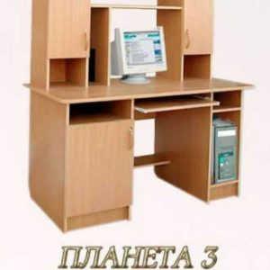 Компьютерный стол Планета-3